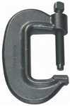 "Williams Tool CC- 6LAAW Heavy Duty Service C- Clamps. Openning Jaw 0"" to 6-1/2""(Max) Made in U.S.A."